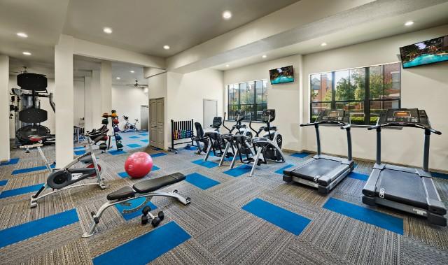 Apartment Gyms In Houston